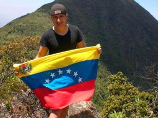 Robert Redman, el estudiante venezolano, ayudó a una víctima antes de ser asesinado