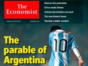 """The Economist pide aprender de """"La parábola de Argentina"""" que lleva """"100 años de declive"""""""