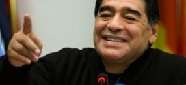 """Maradona: """"¿Yo volviendo a jugar a los 53? Ni lo sueñen"""""""
