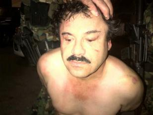 """Detienen al """"Chapo"""" Guzmán, el capo narco más buscado del mundo"""