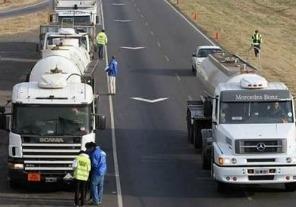 Hay un 60% menos de camiones en horas pico