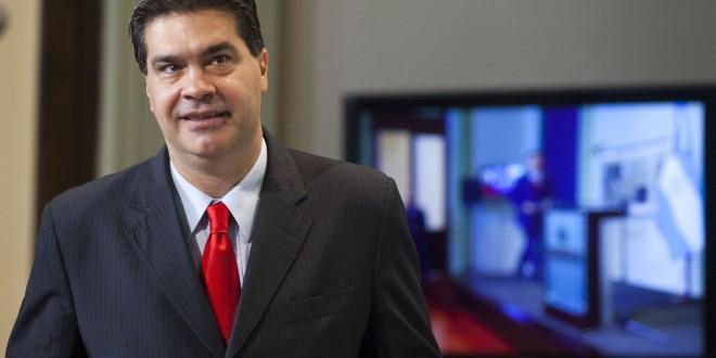 Capitanich: El gobierno tiene el poder político muy consolidado y reservas suficientes para enfrentar los ataques