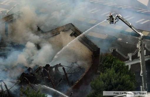 Incendio en Barracas: la CNV inspecciona al HSBC y al Patagonia por no dar detalles de sus archivos