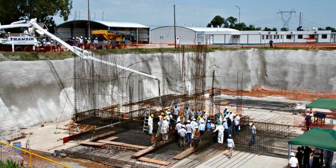 El primer reactor de potencia 100% Argentino