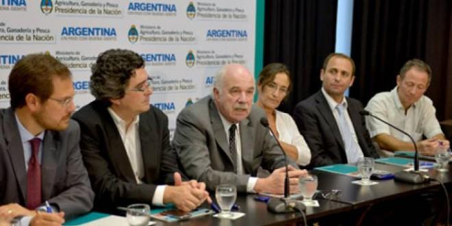 Agricultura acordó con intendentes de Córdoba avanzar en obras de infraestructura para mejorar la producción