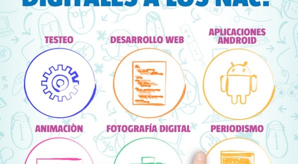 Inscripciones a los Oficios Digitales de los NAC para acceder al Programa Progresar