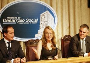 Alicia Kirchner y Carlos Espínola se reunieron con los secretarios de Deporte de todo el país
