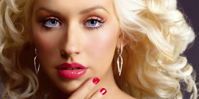 Christina Aguilera embarazada 2