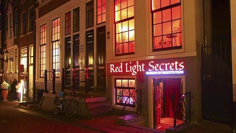 """Video: Abrió el """"Museo de la prostitución"""" en Amsterdam"""