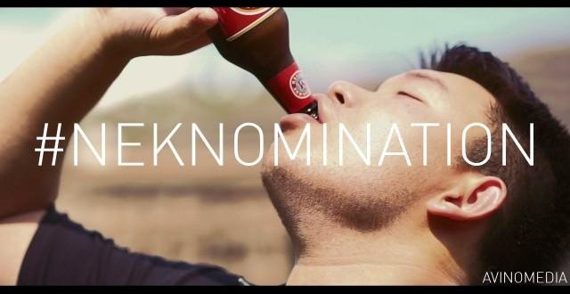 """""""Neknomination"""" el juego mortal de ingerir bebidas alcohólicas en poco tiempo se ha hecho viral en Internet"""