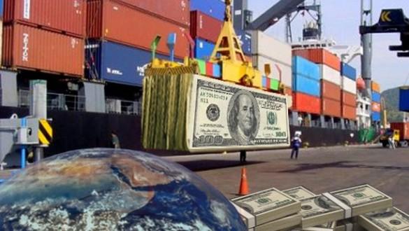 Superávit comercial: cayó 88%