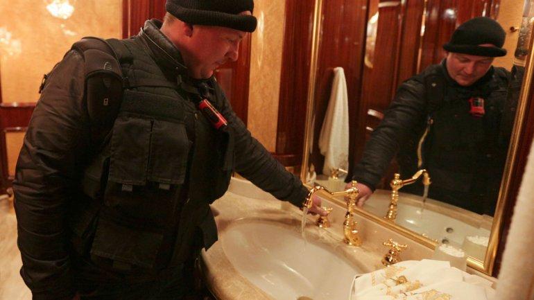 Viktor Yanukovich casa2
