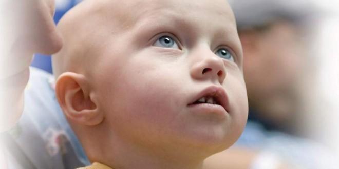 El 80% del cáncer infantil se cura