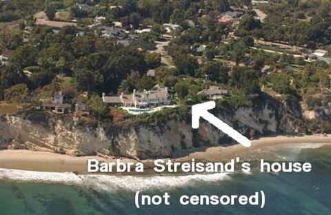 El efecto Streisand, que es?