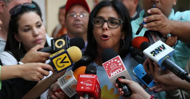 EE.UU. tiene en Venezuela expertos en guerra mediática según la ministra de Comunicación del país
