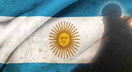 """Gran Bretaña temen """"redada militar"""" argentina en Malvinas ?"""