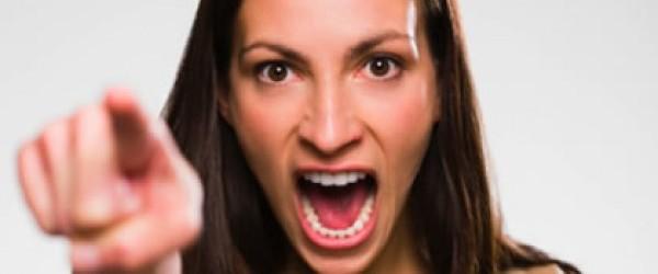 10 consejos para calmar a una mujer enojada