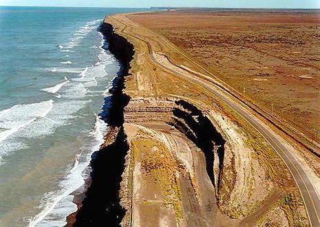 Licitarán tramo de la ruta costera Madryn-Rawson