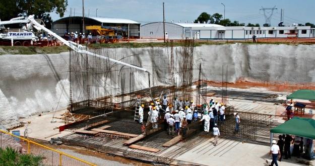 Comenzó la construcción del primer reactor de potencia 100% nacional que coloca al país a la vanguardia en la materia