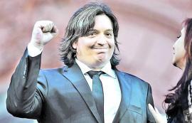 Todo el poder para Máximo Kirchner