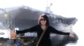 Barco fantasma en EEUU