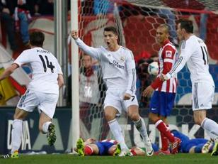 El Real empató con el Atlético de Simeone