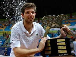 Delbonis se consagró campeón en San Pablo