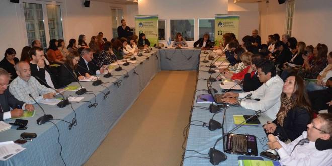 Reunión del Comité Ejecutivo del Consejo Federal de Discapacidad