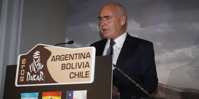 El Rally Dakar 2015 comenzará en la Plaza de Mayo
