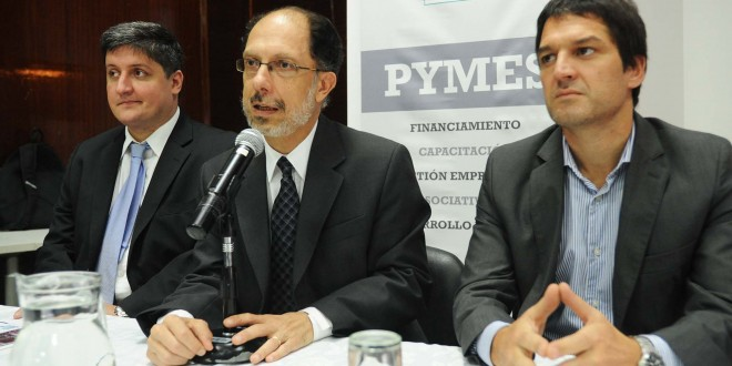 Roura inauguró la segunda jornada de capacitación para Pymes del Ministerio de Industria