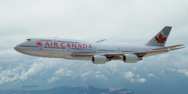 Air Canada suspendió sus vuelos a Caracas