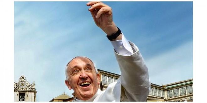 El papa Francisco come por 10 euros al día
