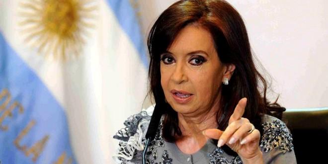 """Cristina pidió poner fin a la violencia y llamó a """"no escuchar a los que piden venganza"""""""