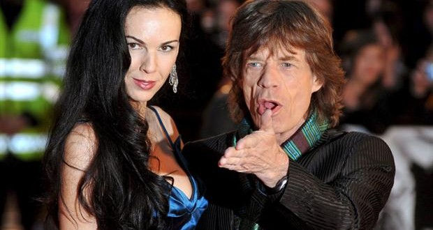 Encuentran muerta en su casa a la novia de Mick Jagger