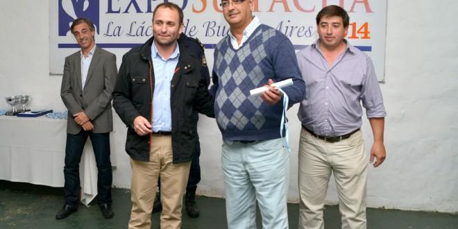 El Ministerio de Agricultura está presente en ExpoSuipacha 2014
