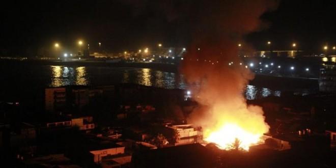 5 muertos y alerta de tsunami en Chile, Perú y Ecuador por terremoto de 8,2 grados