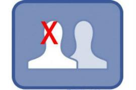 """Los 10 tipos de """"amigos"""" más eliminados de Facebook"""