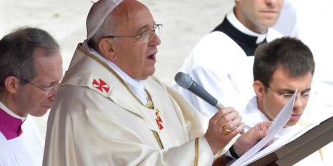 El papa Francisco proclamó santos a Juan XXIII y Juan Pablo II 2