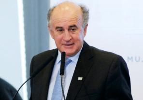 Parrilli defendió las políticas de seguridad del Gobierno para combatir el delito