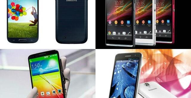 Los 5 smartphones que todos queremos tener