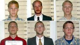 6 varones violan a su hermana menor durante 11 años