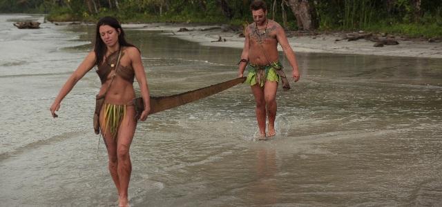 Adán y Eva, el nuevo reality donde se participa sin ropa 2