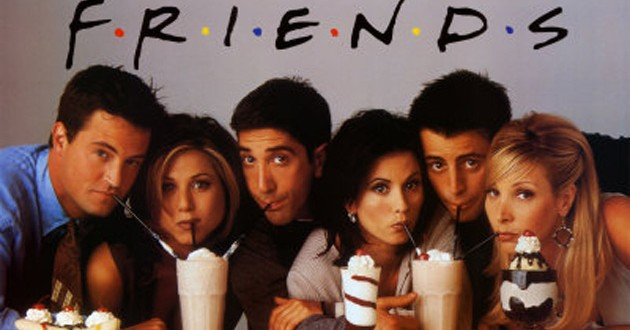 "10 secretos de ""Friends"""