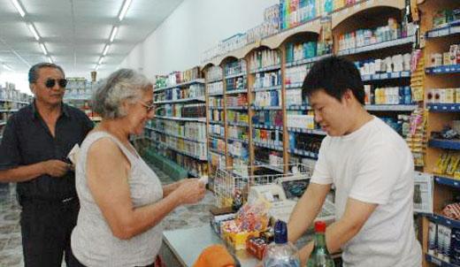 Supermercados chinos solicitan una reuninon con Daniel Scioli