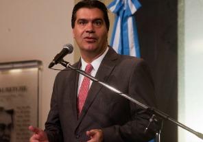 Capitanich ratificó que se apelará el fallo contra el acuerdo firmado con Irán para esclarecer la causa AMIA