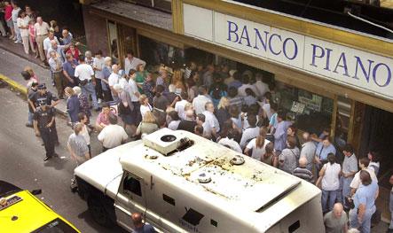 Funcionario de Cristina anticipó corrida bancaria para fin de año
