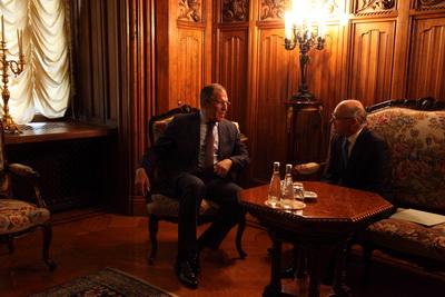 Argentina y Rusia reafirman su compromiso con el Desarme y la No Proliferación