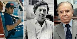 La conexión Menem-Pablo Escobar
