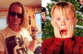 La insólita foto de Macaulay Culkin que hizo furor en Twitter