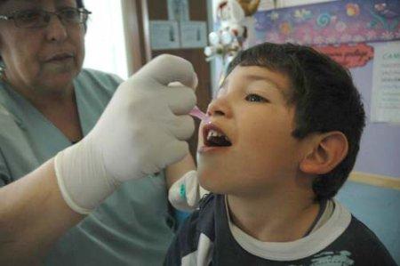 Llaman a redoblar la vacunación contra la poliomielitis